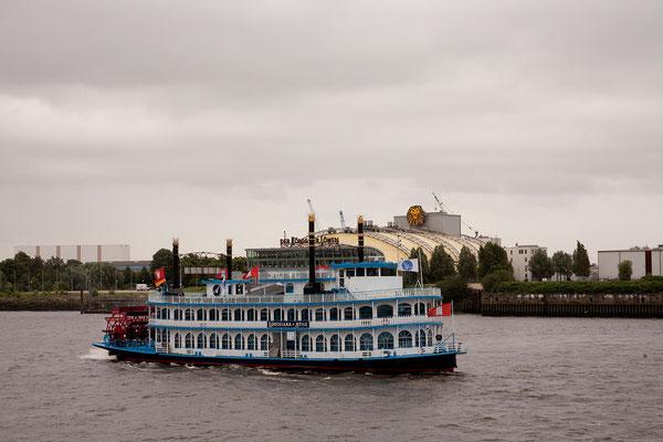 22.07.  Hamburger Hafen