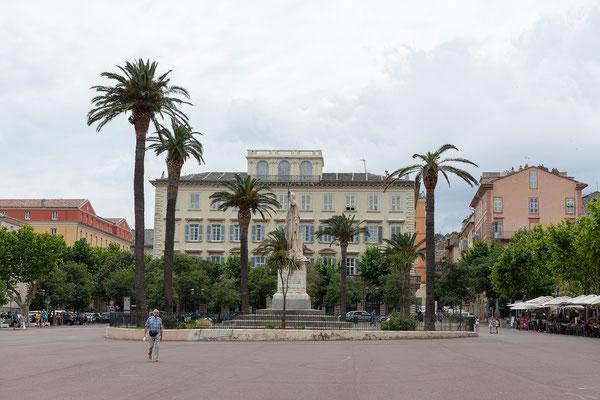 06.06. Bastia: Plaçe ST. Nicolas