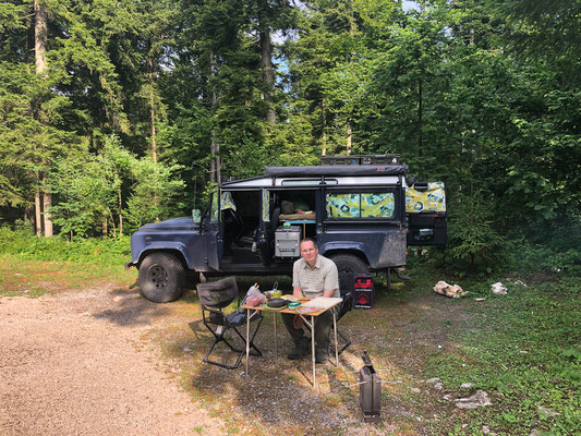 20.06. Camping Pivka Jama
