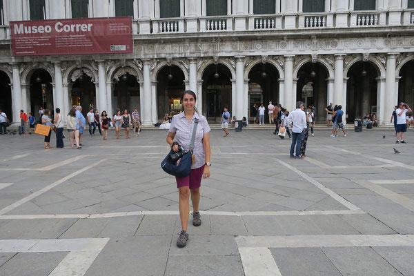30.06. Angekommen auf der Piazza San Marco!