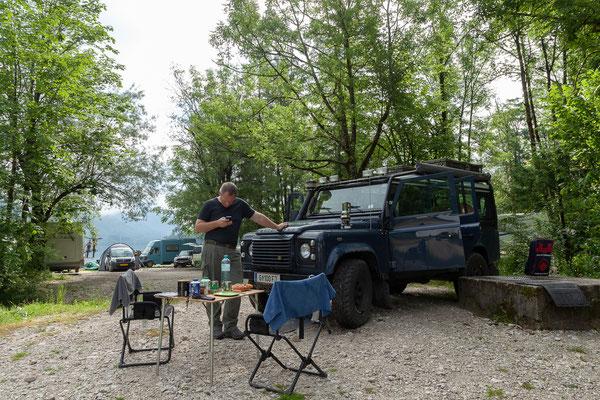 22.06. Camping Bohinj