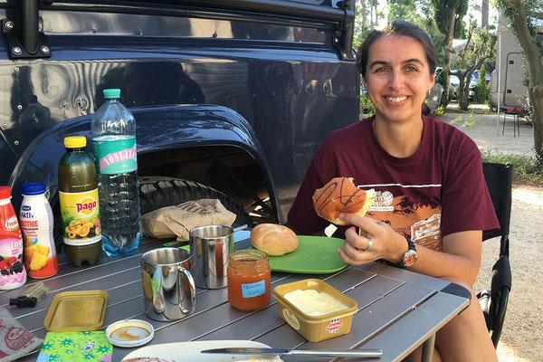 4.9. Camping Stobreč, Split