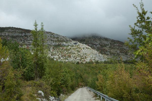 19.9. Wir verlassen Herceg Novi und unternehmen einen Abstecher ins Orjen Gebirge.