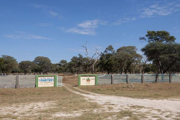 30.4. Katima Mulilo ist das Versorgunszentrum der Region.