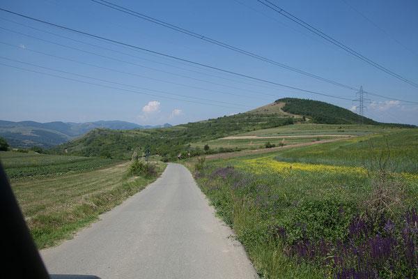 13.06. Unterwegs zur Transalpina