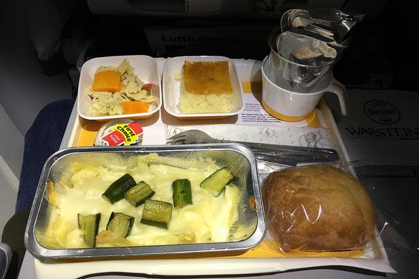 """... erdete uns das der Lufthansa (Johannesburg - Frankfurt) recht schnell wieder (Stichwort """"Pampe"""")"""
