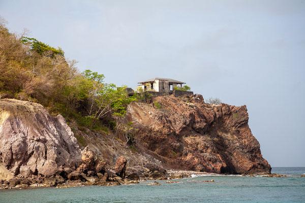 Blick auf Carriacou