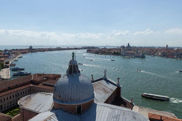 01.07. Blick auf Santa Maria della Salute