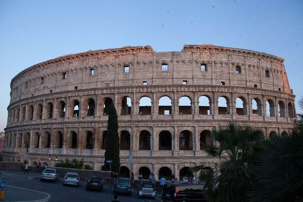 22.05. Kolosseum am Abend