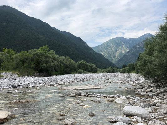 19.07. Friaul: Val d'Arzino