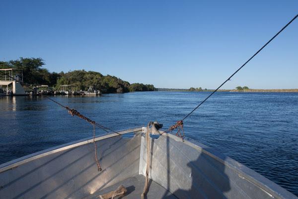 02.05. Bootstour auf dem Chobe