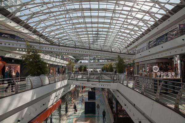 17.09. Parque das Nações: Vasco da Gama Einkaufszentrum