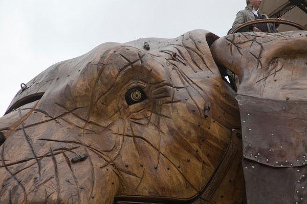 19.09. Machines de l'ìle - Der große Elefant