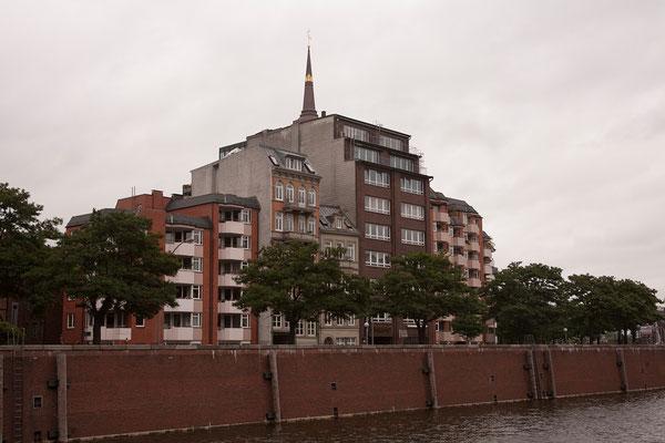 23.07. Speicherstadt