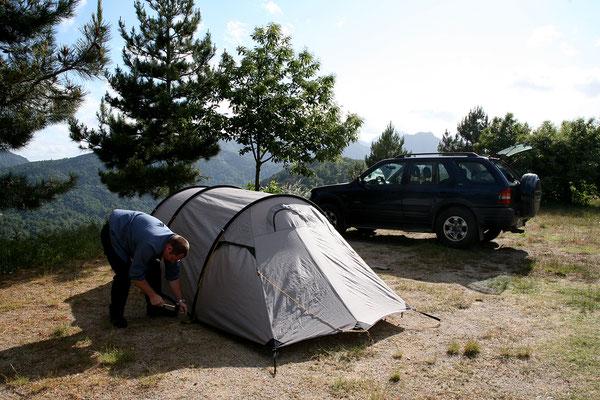 1.6. Camping L'Acciola, Evisa