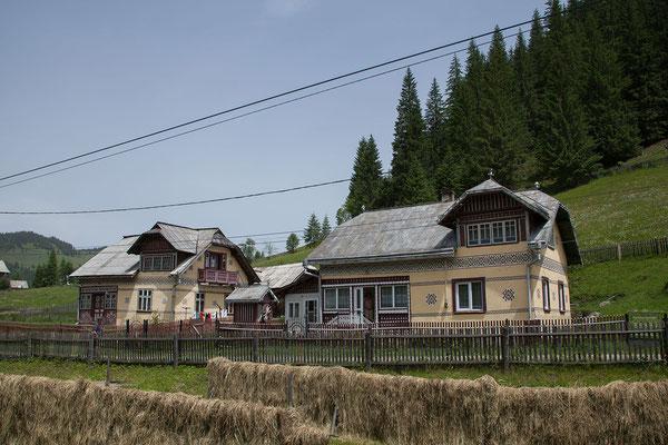 17.6. Circoaneşti ist ein weiteres Bucovina Dorf, das für seine kunstvoll gefertigten Eier berühmt ist.