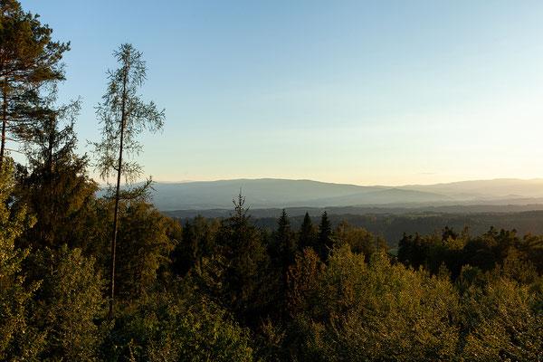 """20.08. Aussichtsplattform """"Schau West"""", Buchkogel"""