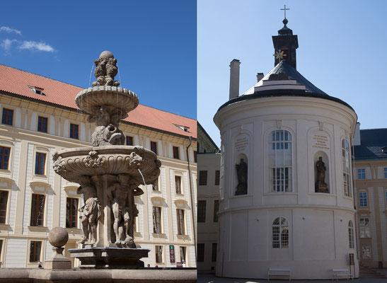 08.05. Prager Burg: Kapelle des Hl. Kreuzes