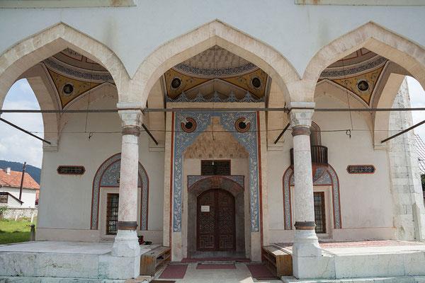12.9. Pljevlja, Hussein-Pasha-Moschee