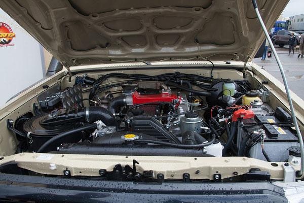 HZ Motor mit Euro6!