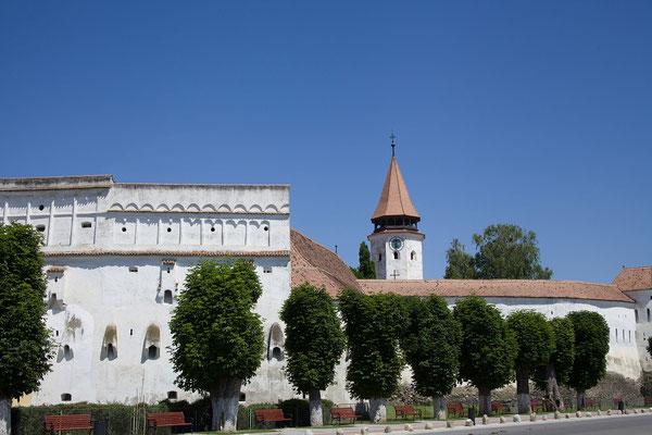 07.06. Die Kirchenburg von Prejmer ist UNESCO Weltkulturerbe