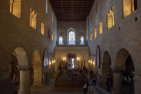 Prager Burg: St. Georgs Basilika