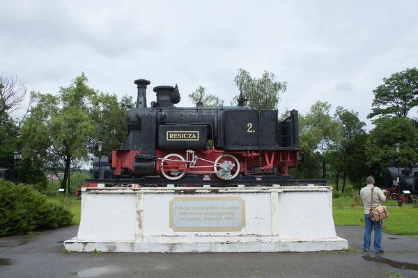 12.6. In Reșiţa wurde 1872 die erste rumänische Lokomotive produziert. In den folgenden 90 Jahren verließen 1461 Lokomotiven die Werke der Stadt.