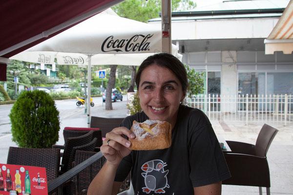 Frühstück, Portorož