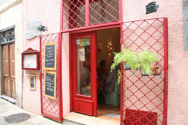 5.6. In St. Florent genießen wir auch wieder die ausgezeichnete korsische Küche!