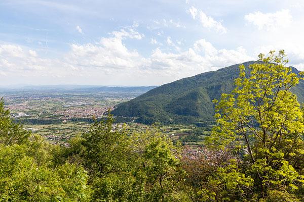 ... bevor wir Südtirol langsam ...