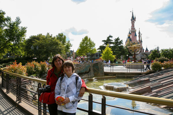 11.06. Disneyland Paris: Discoveryland