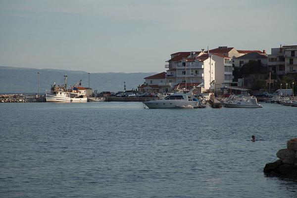 3.9. Stobreč ist ein hübsches Feriendorf bei Split