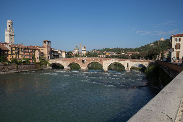 24.09. Verona - Ponte Pietra