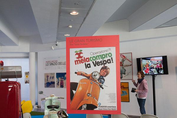 25.09. Museo Nicolis, Vespa Ausstellung