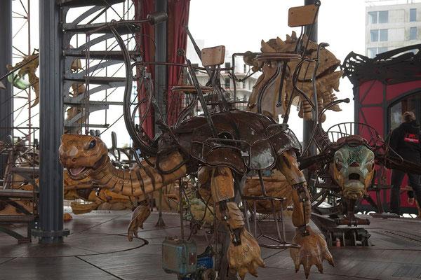 19.09. Machines de l'ìle - Das Karussell der Meereswelten