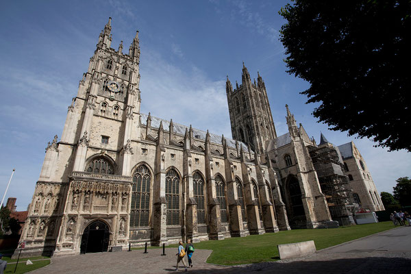 01.09. Canterbury Cathedral