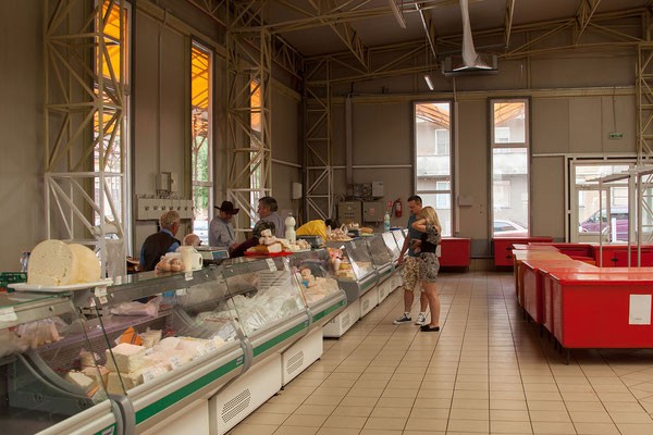 12.6. Arad - Markt an der Piaţa Catedralei
