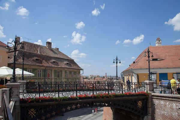 12.06. Sibiu, Podul Minciunilor (Lügenbrücke)