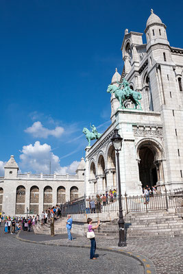13.06. Montmartre: Sacré Coeur