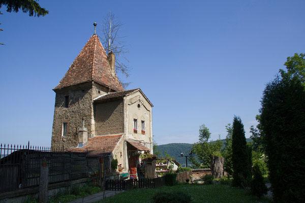 05.06. Sighișoara, Turnul Frânghierilor (Seilmacherturm) am Schulberg