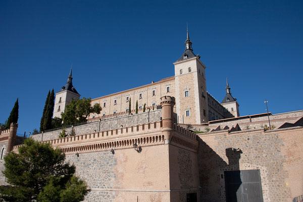 26.09. Toledo: Alcázar