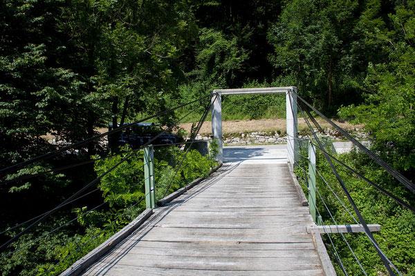 Unterwegs nach Bled