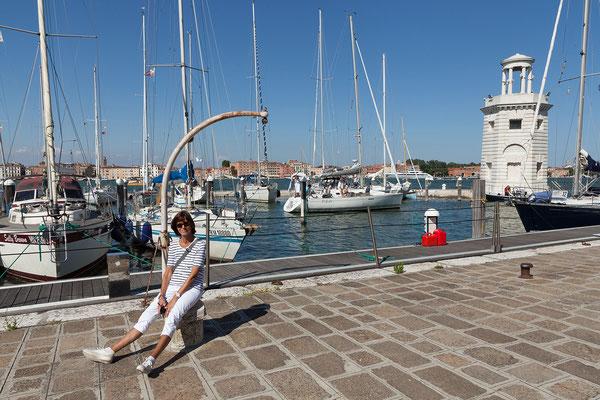 01.07. San Giorgio Maggiore - Hafen