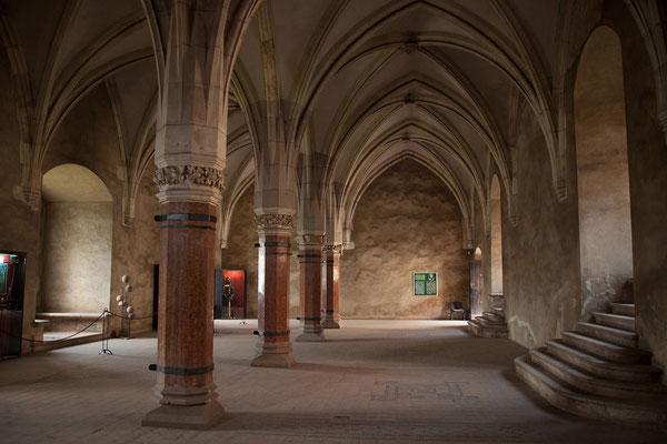 14.06. Das Castelul Corvinilor diente bereits als Kulisse in verschiedenen Hollywood-Filmen.