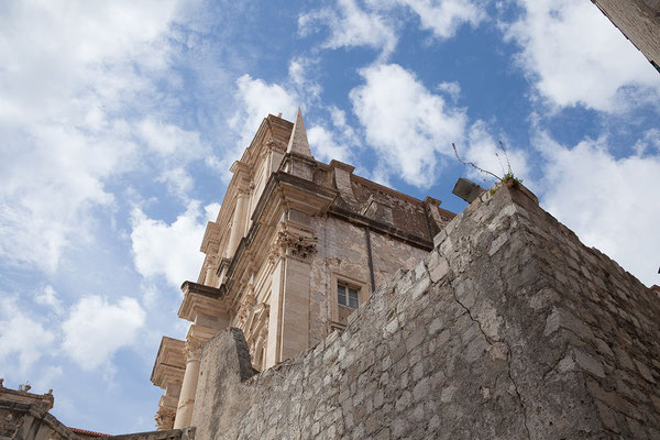 21.09. Dubrovnik - Jesuitenkirche St. Ignatius