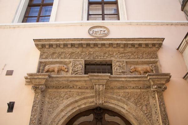 09.05. Heute steht das Prager Synagogen - Viertel auf dem Programm.