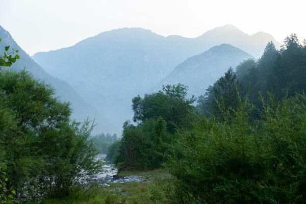 20.07. Morgenstimmung im Val d'Arzino