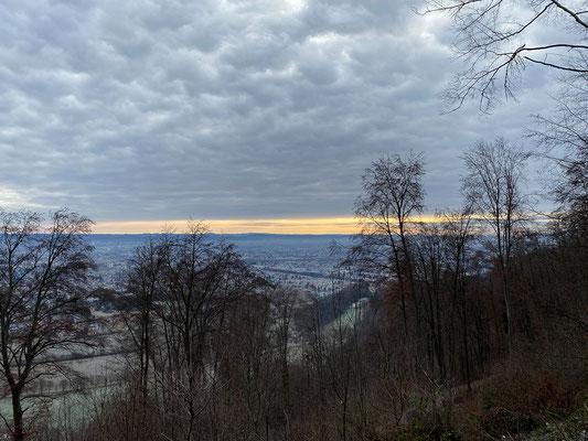 27.12. Johann und Paul - Schau West - Buchkogelsteig - Schau Ost/Johann und Paul