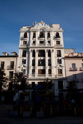 27.09. Plaza de Santa Ana