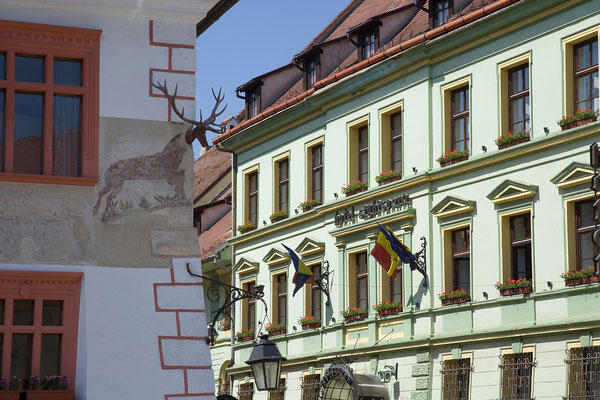05.06. Sighișoara, Casa cu Cerb